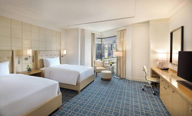 فندق اجنحة هيلتون مكة من الخيارات المُثلى عند حجز فنادق مكه مطله على الحرم