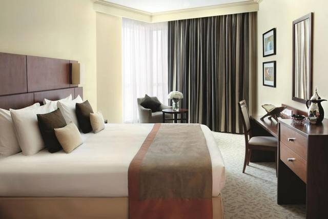 من فنادق مكة المُقترحة عند حجز فنادق مطله على الحرم هو  فندق موفنبيك مكة