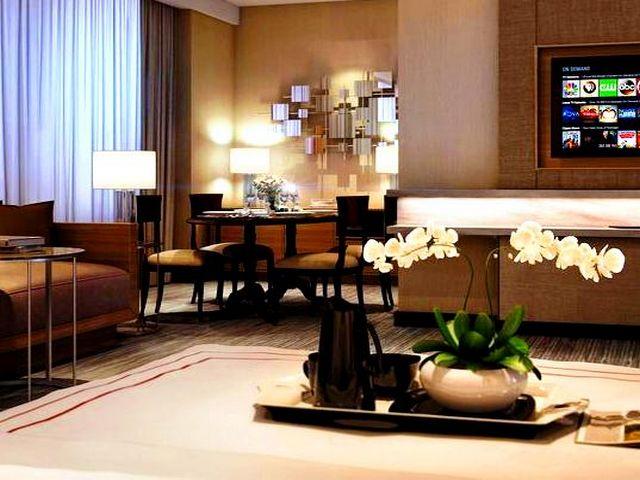 تُوفّر فنادق كوالا شارع العرب العديد من المساحات لإقامة مُريحة.