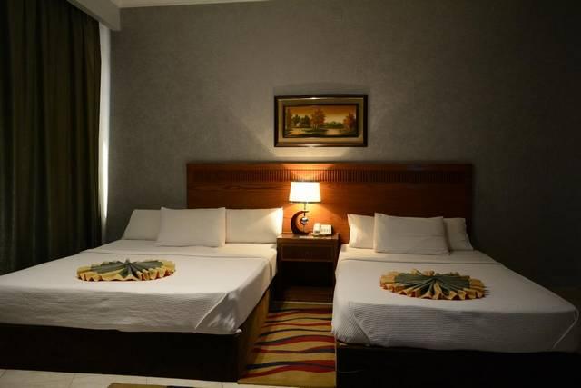 من فنادق القاهرة المُقترحة عند حجز فنادق القاهرة 4 نجوم هو  فندق جلوريوس القاهرة