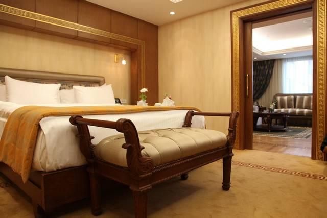فندق هلنان التجمع الخامس من أفضل الفنادق عند حجز فنادق القاهرة 4 نجوم