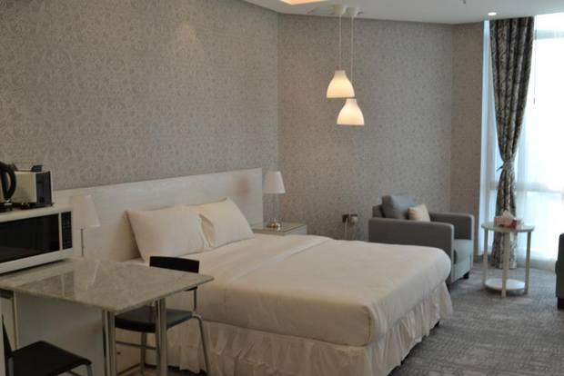 شقق سدرة من ارخص الفنادق بالكويت وتوفر إطلالة بحرية رائعة