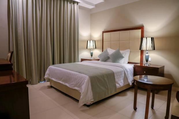 ارخص فندق في مسقط يوفر مرافق صحة