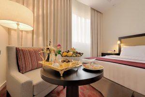 أروع المرافق في ارخص فنادق مكة