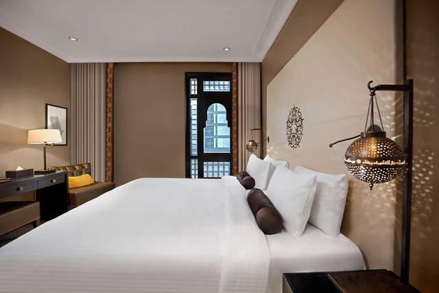 فندق شذا المدينة يمتلك موقع مُميز جعلته الخيار الأمثل عند حجوزات فنادق المدينة