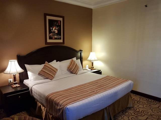 يُعد اجنحة طيبة اراك من الخيارات المُثلى عند حجوزات فنادق المدينة لكونه يضم العديد من المرافق الخدمية والترفيهية