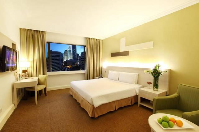 يُعد كوراس كوالالمبور افضل فنادق كوالالمبور بسبب موقعه المُميّز