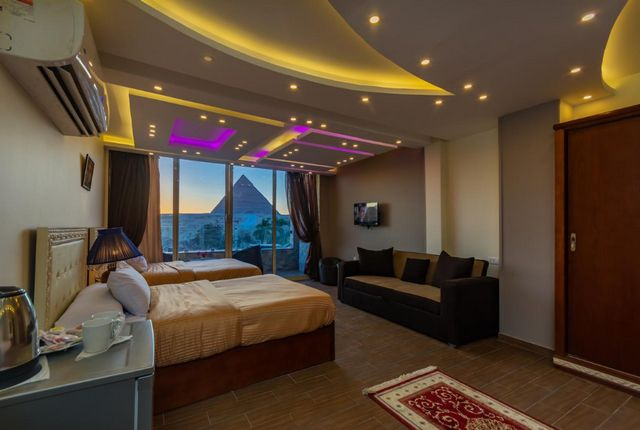 توفر فنادق رخيصة وسط البلد القاهرة غرف عصرية الديكورات