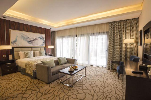 توفر فنادق وسط البلد القاهرة أماكن إقامة عصرية