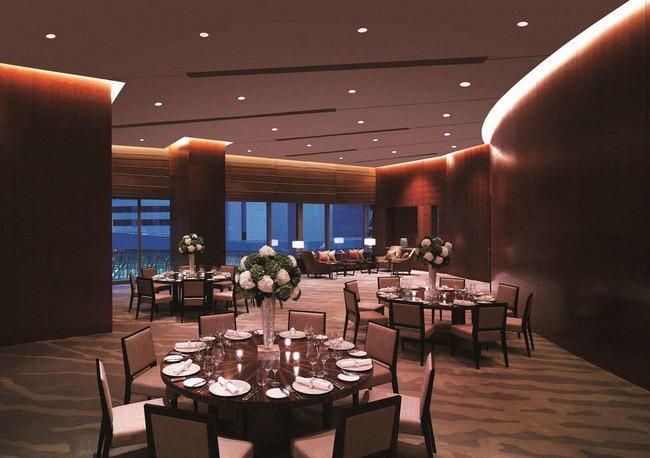 جلسات طعام رومانسية في فندق جراند حياة كوالالمبور ماليزيا