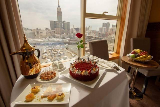 فندق جراند مكة المكرمة من افضل فنادق مكة التي تصلح للعائلات