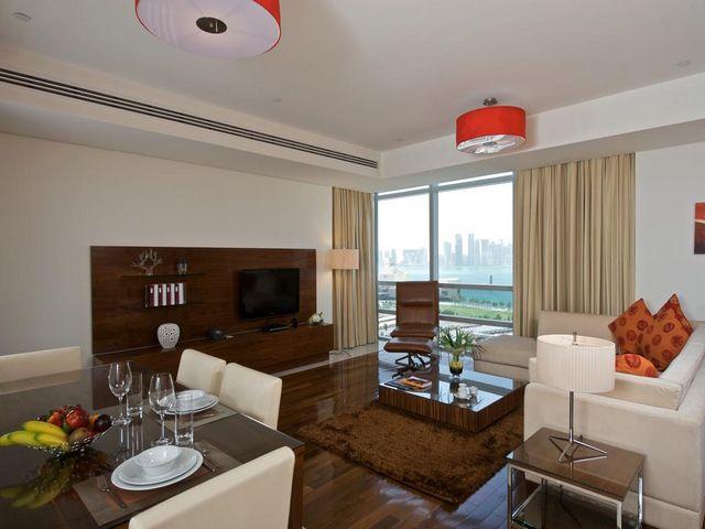 تقرير يجمع بين افضل شقق فندقية في قطر قريبه من سوق واقف