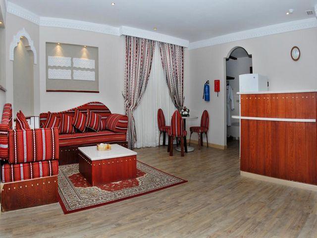 ديكورات راقية في شقق فندقية في قطر قريبه من سوق واقف