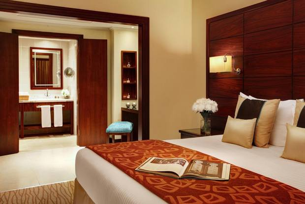 من أفضل فنادق مكة المطلة على الحرم يوفر مرافق عناية بالصحة متنوعة