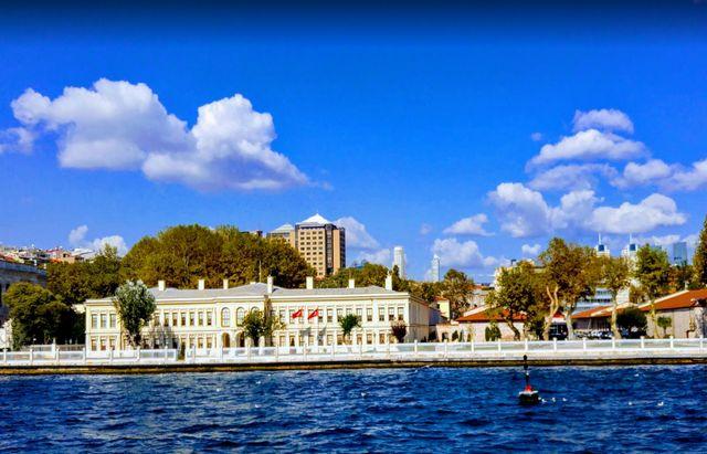 موقع متحف البحرية اسطنبول