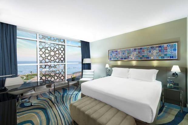 من فنادق جدة خمس نجوم على البحر مع خيارات عديدة للترفيه ومرافق عناية بالصحة
