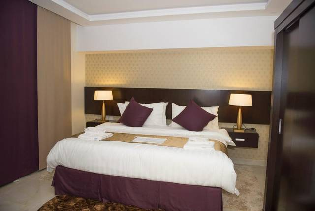يتميّز  أرتيزن للأجنحة الفندقية بموقع مُميّز بين افضل فنادق شارع حراء