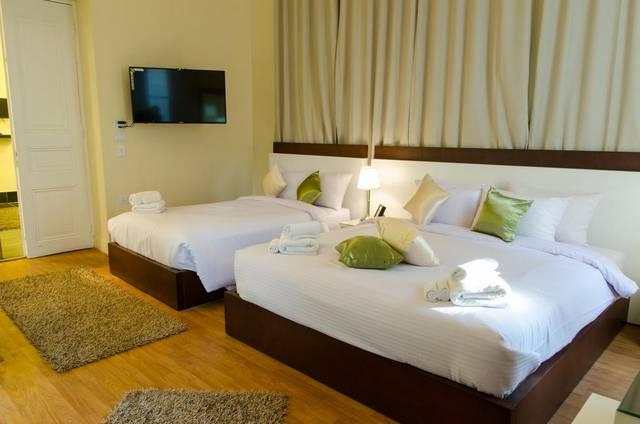 سراي للشقق الفندقية يمتلك موقع مُميز جعلته افضل فنادق شارع قصر النيل