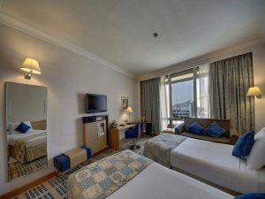 بإمكانك الاستمتاع بالعديد من المرافق الترفيهية التي يقدمها فندق وقف الملك عبدالعزيز