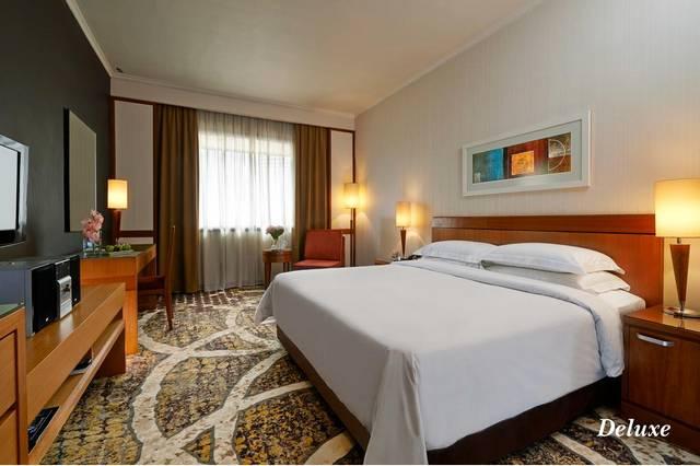 يتميّز  فندق كونكورد كوالالمبور بموقع مُميّز بين فنادق اربع نجوم في كوالالمبور