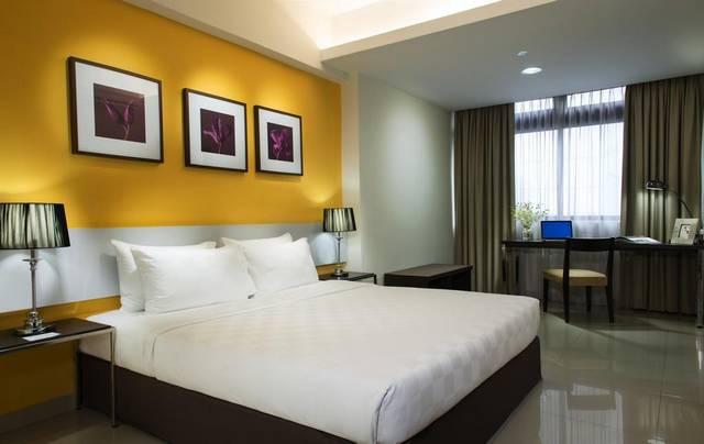 فندق فهرنهايت كوالالمبور شارع العرب من أفضل الفنادق المُناسبة للعوائل بين فنادق 4 نجوم في كوالالمبور