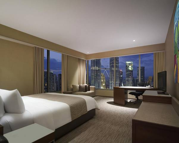 يتميّز فندق تريدرز كوالا بضمه لخدمات مُتميّزة جعلته افضل فنادق كوالالمبور خمس نجوم