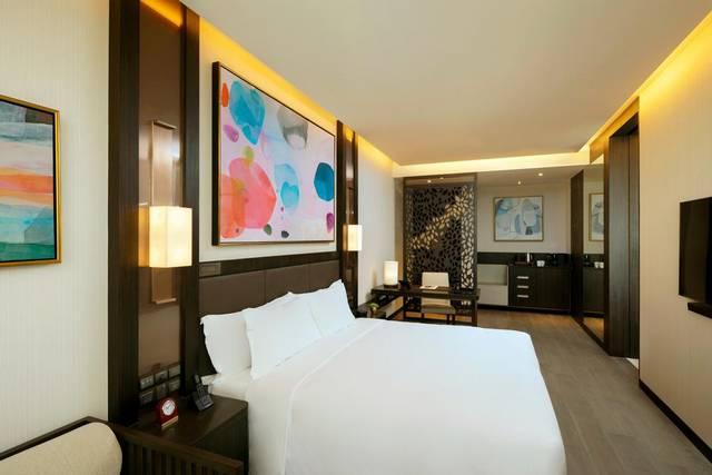 يتميّز  فندق بانيان تري كوالالمبور بموقع مُميّز بين فنادق خمس نجوم في كوالالمبور