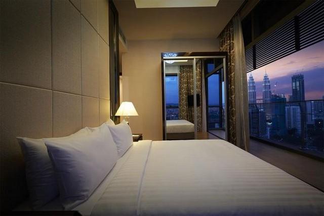 دورسيت كوالالمبور من أفضل فنادق كوالالمبور من حيث الإطلالات الرائعة.