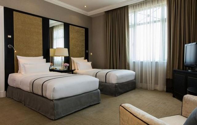 يُعتبر ريتز كارلتون من افضل الفنادق في كوالالمبور للعائلات.