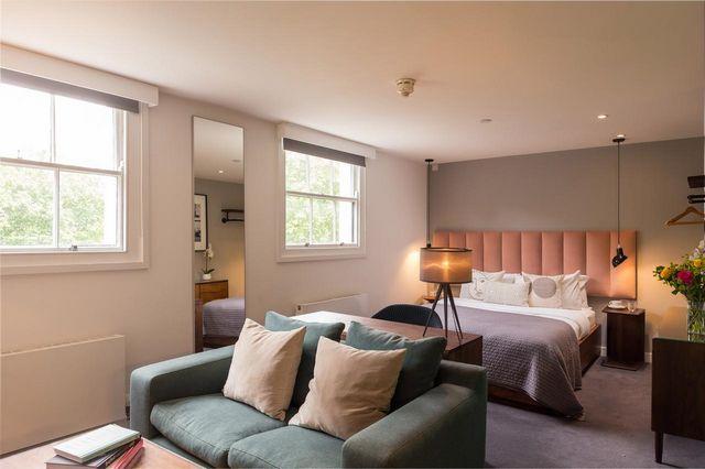 شقق فندقية في لندن قريبة من الهايد بارك