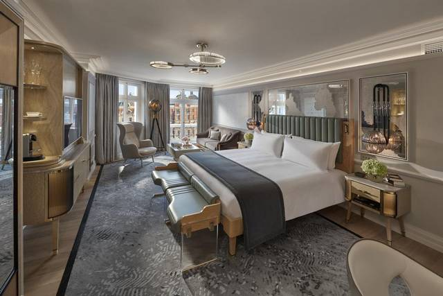 يتميز  فندق مندرين لندن بضمه لخدمات ومرافق مُتعددة جعلته اجمل فنادق لندن