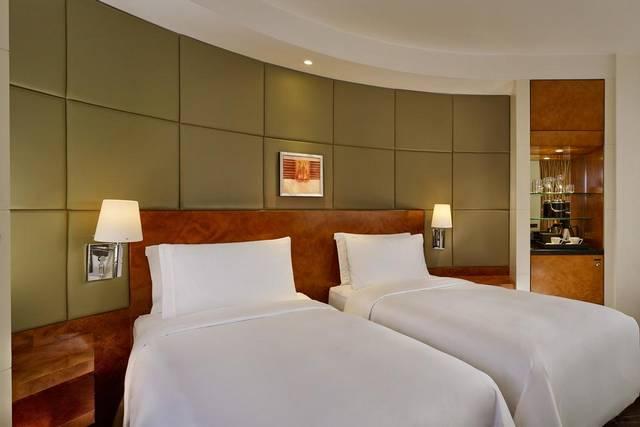 يتميّز فندق شيراتون بارك بموقع مُميّز وفريق عمل محترف بين اجمل فنادق لندن