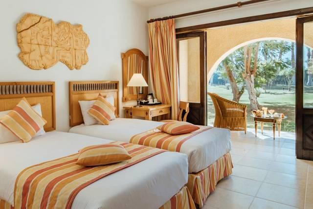 من فنادق اسوان المُقترحة عند حجز فنادق الاقصر هو  فندق ميركيور الاقصر