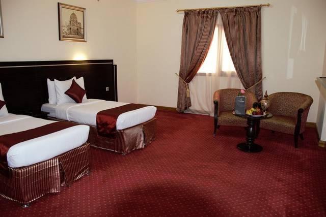 تتميز  فنادق الرياض العليا بالرقيّ والفخامة
