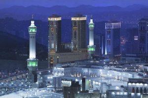 يتميز فندق مكة هيلتون للمؤتمرات بالفخامة