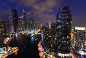 يتميز مارينا للشقق الفندقية دبي بالرقي والفخامة