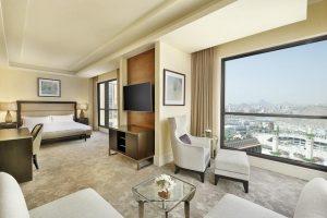 تعرف على أحد فنادق مكة 5 نجوم الرائعة