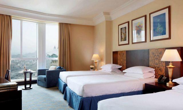 دليل يحتوي على افضل فنادق في مكة قريبة من الحرم بتقييمات الزوّار العرب