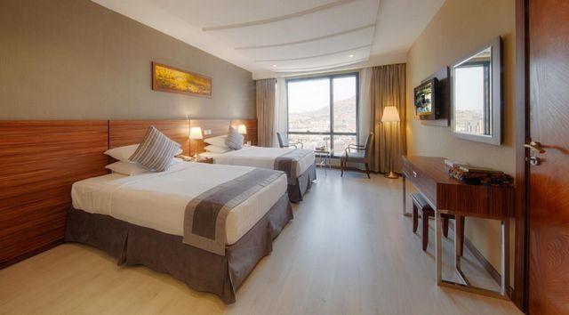 فندق الصفوة اوركيد هو اقرب فنادق مكة المكرمة القريبة من الحرم للمطاربتقييم عام جيد جدًا