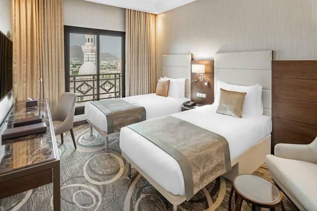 فندق مكة النسيم من بين سلسلة فندق الملينيوم مكة التي تتمتع بأسعار اقتصادية.