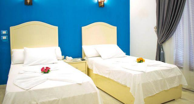 فنادق 3 نجوم مدينة نصر التي تعمل بالخدمة الذاتية