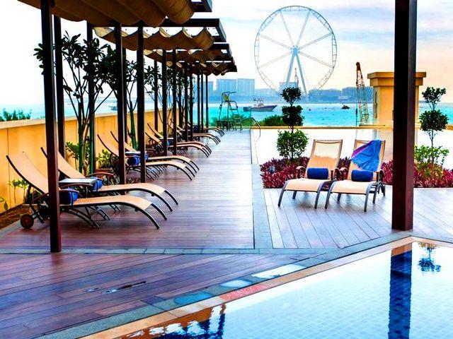 أوشن فيو جي بي ار هو من فنادق دبي التي توفر مساحات متنوعة للإقامة