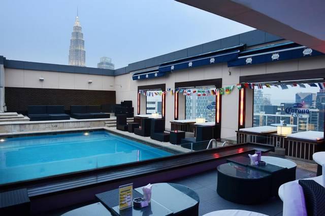 يُعد باسيفيك ريجنسي كوالالمبور من افضل فنادق كوالالمبور بسبب موقعه المُميّز