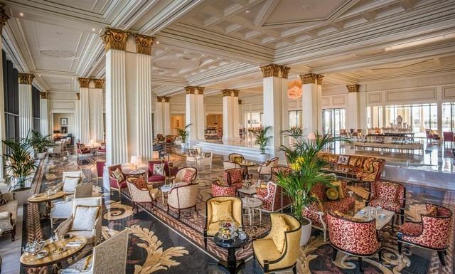 يُقدّم فندق بلازو فيرساتشي دبي مطاعم راقية