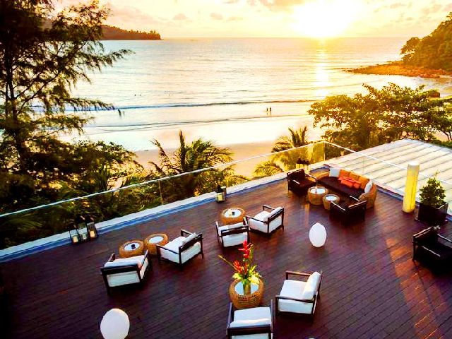 يضم افضل فندق في بوكيت على البحر عدة مرافق ترفيهية تناسب الكبار والصغار