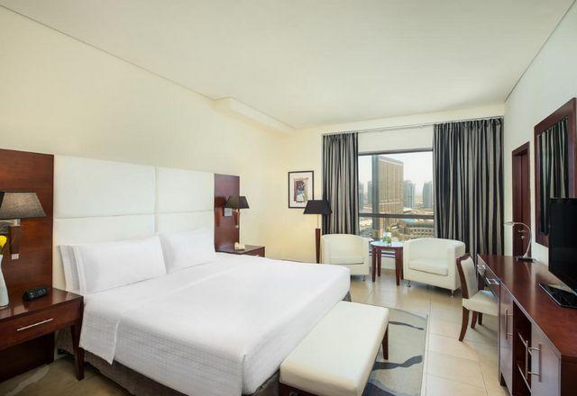 فندق رمادا بلازا دبي يحتوي على غُرف نظيفة