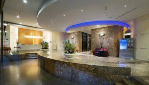 يتميز فندق رويال كوالالمبور بالفخامة والرقي