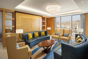 فندق الشيراتون مكة المكرمة يمتلك فخامة فريدة وموقع رائع