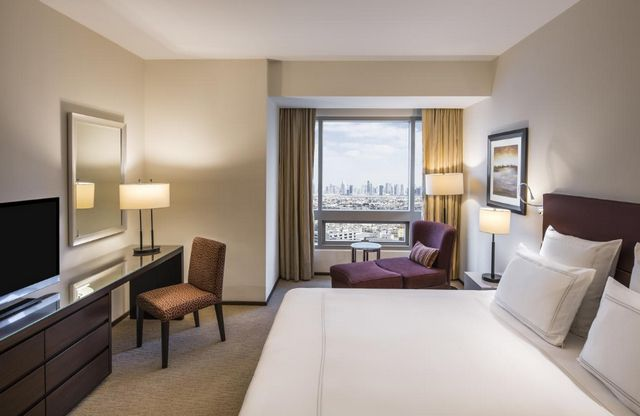 سويس اوتيل الغرير دبي من افضل فنادق دبي للشباب