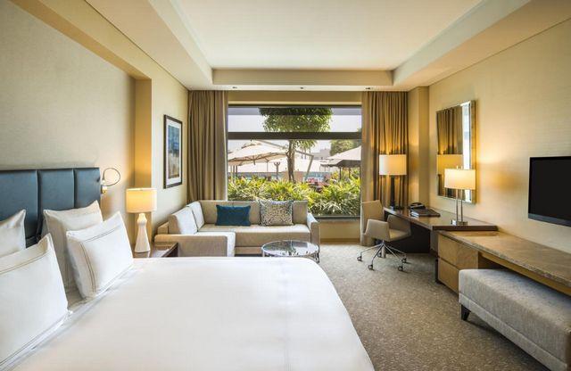 فندق سويس اوتيل الغرير دبي فنادق دبي التي ننصح بها